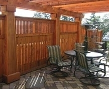 Patio enclosure designed by Environmental Construction, Kirkland WA