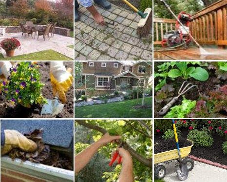 full-service landscape maintenance by Environmental Construction Inc.